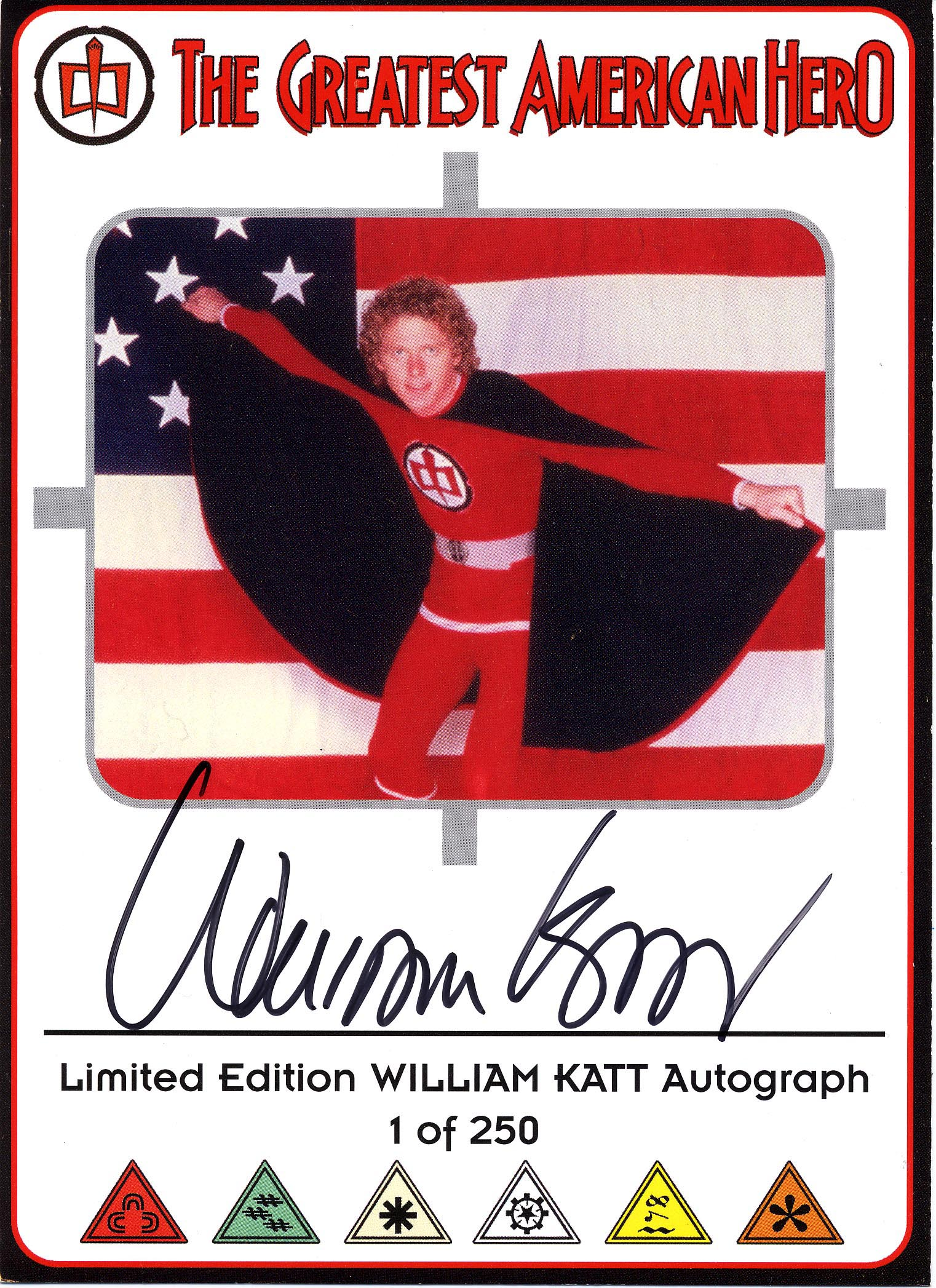william-katt-autograph