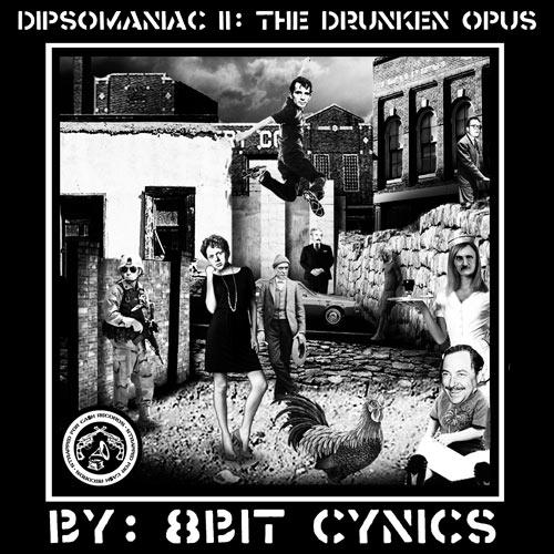 8Bit-Cynics-Dipsomaniac-II-Cover