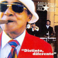 Afro Cuban All-Stars - Distinto, Diferente