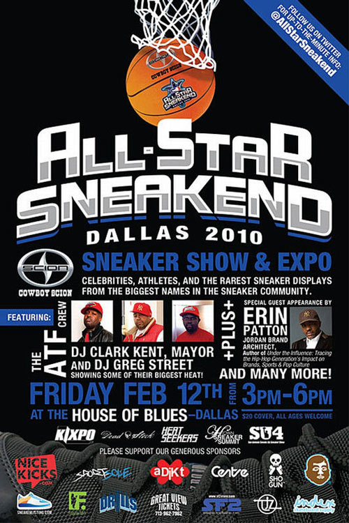 All Star Sneakend 2010